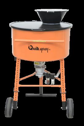 industrial dustless mixer